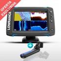 Sonda GPS Plotter Lowrance Elite-7 Ti TotalScan