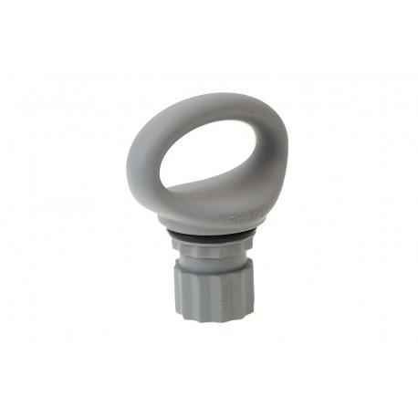 Ojal de fijación BORIKA gris RM273G