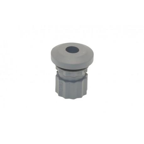 Adaptador universal gris BORIKA agujero 8mm