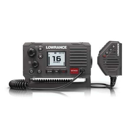 Emisora VHF Lowrance Link-6S con GPS interno