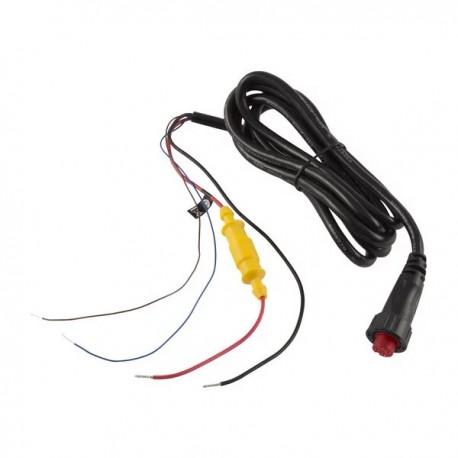 Cable de alimentación/datos roscado (4 pines) para Garmin echoMAP