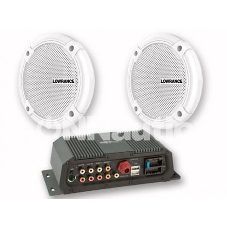 Sistema Audio Marino SonicHub 2 Lowrance Simrad