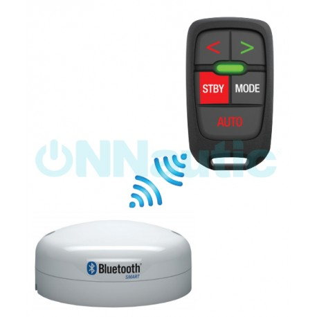 Control Remoto Inalámbrico WR10 y Estación Base con Bluetooth BT1
