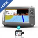 Sonda GPS Plotter Lowrance HOOK2-9 SplitShot