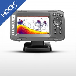 Lowrance HOOK2 4x con Transductor