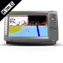 Sonda GPS Plotter Lowrance HOOK2-9 SplitShot KM0