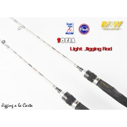 Caña M&W Sofia Light Jigging Gama Spinning