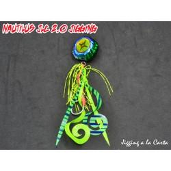 Kabura Nautilus JLC 2.0 Jigging 150 gr