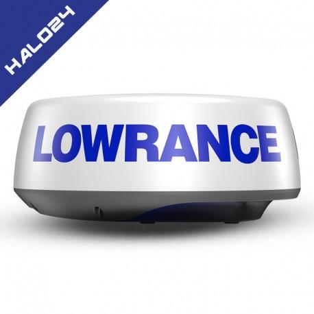 Radar Lowrance HALO24