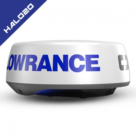 RADAR LOWRANCE HALO20