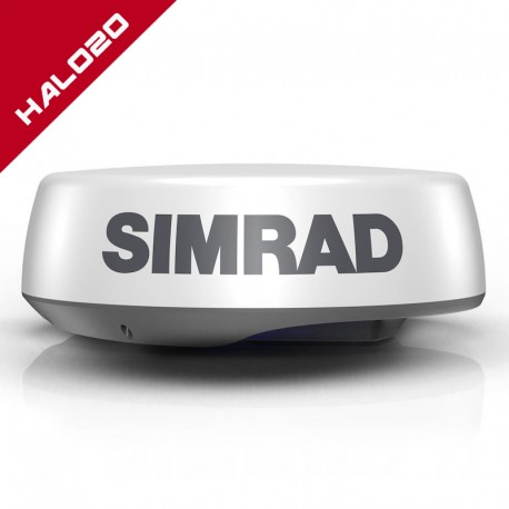 RADAR SIMRAD HALO20