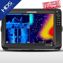 Sonda GPS Plotter LOWRANCE HDS-12 Carbon