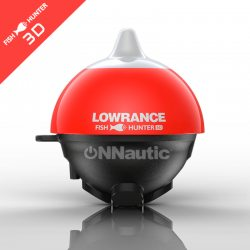 SONDA PORTATIL LOWRANCE FISH HUNTER 3D