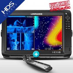 Sonda GPS Plotter LOWRANCE HDS-12 Carbon Active Imaging