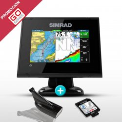 Sonda Ploter Simrad GO5 XSE Mid/High CHIRP / DownScan