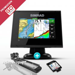 Sonda GPS Plotter Simrad GO5 XSE