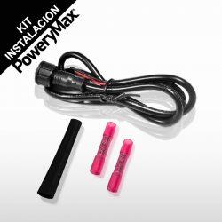 Kit conexión a dispositivo PoweryMax Power Kit