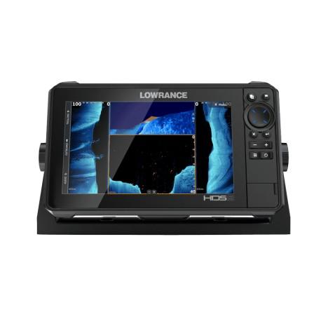 Sonda GPS Plotter LOWRANCE HDS-9 LIVE