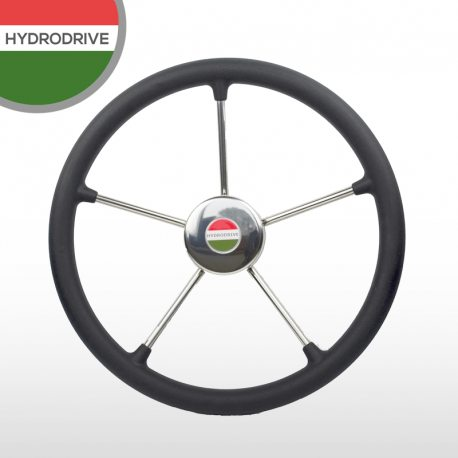 Volante Hydrodrive 5 Radios 35 cm de Diámetro Color Gris