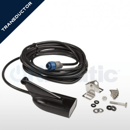 Transductor Popa conector azul 7 pin 83/200 455/800 + DOWNSCAN