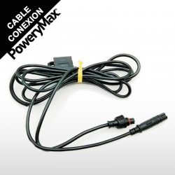 Cable Alimentación Hook Reveal PoweryMax Ready