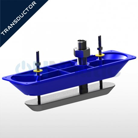 Transductor Pasacascos StructureScan HD inox