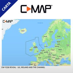 C-MAP REVEAL M-EW-Y226-MS United Kingdom