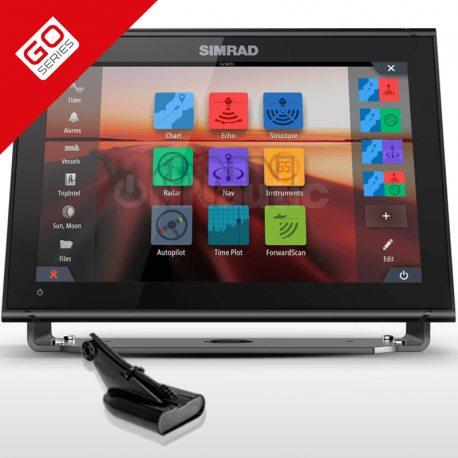 Simrad GO12 XSE con Transductor HDI 50/200 600w + Downscan