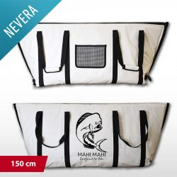 Nevera Plegable Portatil de 150 cm para capturas de pesca