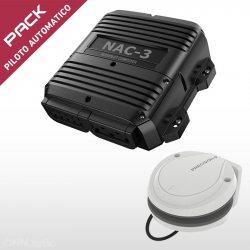Piloto Automático Simrad NAC-3 Core Pack Alta Capacidad
