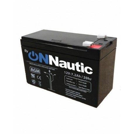 Bateria AGM 12V 7Ah