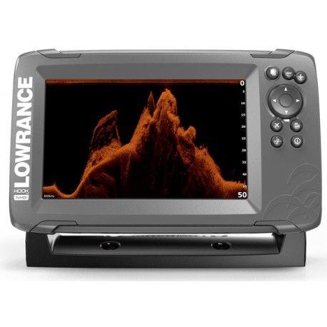 Sonda GPS Plotter Lowrance HOOK2-7x SplitShot