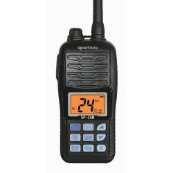 Radio VHF Portatil SportNav Homologada SPO-36M