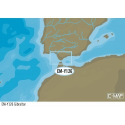 Cartografia C-MAP MAX-N+ LOCAL GIBRALTAR