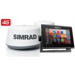 PACK RADAR Sonda GPS Plotter Simrad GO7 XSR + 4G