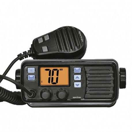 Emisora VHF SPORTNAV SPO-507M sin DSC