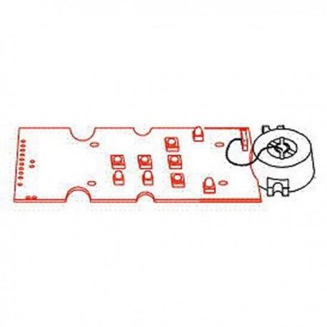 Placa de circuito impreso PCB para piloto de caña SIMRAD TP10
