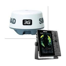 Pack R2009 + Radar 3G Broadband Simrad