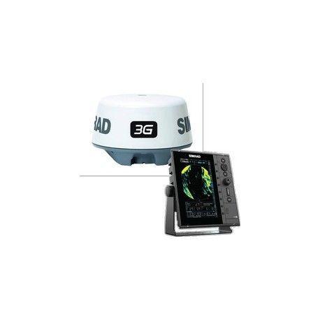 Pack R2009 + Radar 3G Broadband Simrad