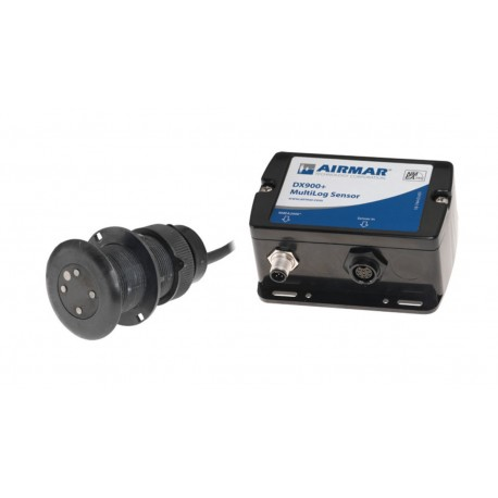 Transductor electromagnético dual Airmar DX900+ NMEA2000