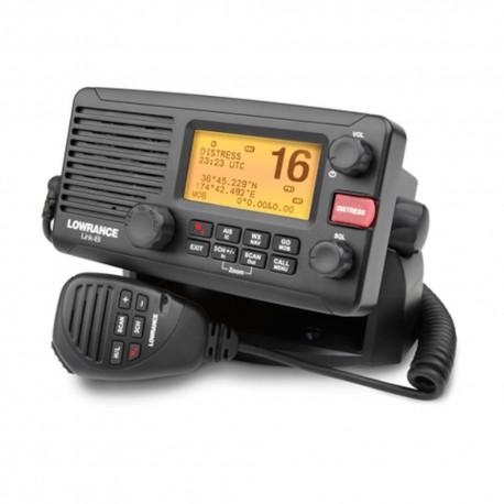 Emisora VHF Lowrance Link-8 Fija