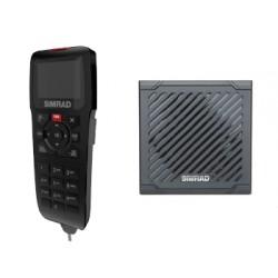 Microteléfono Simrad RS90 & Kit Altavoces.