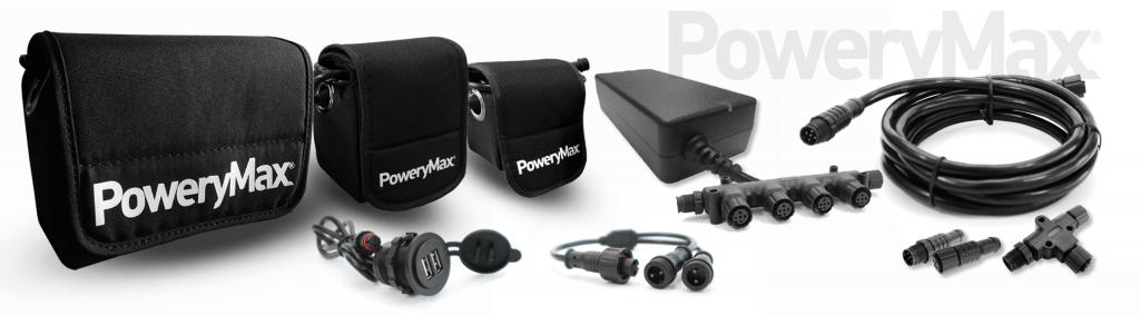 Adaptadores PoweryMax PX25
