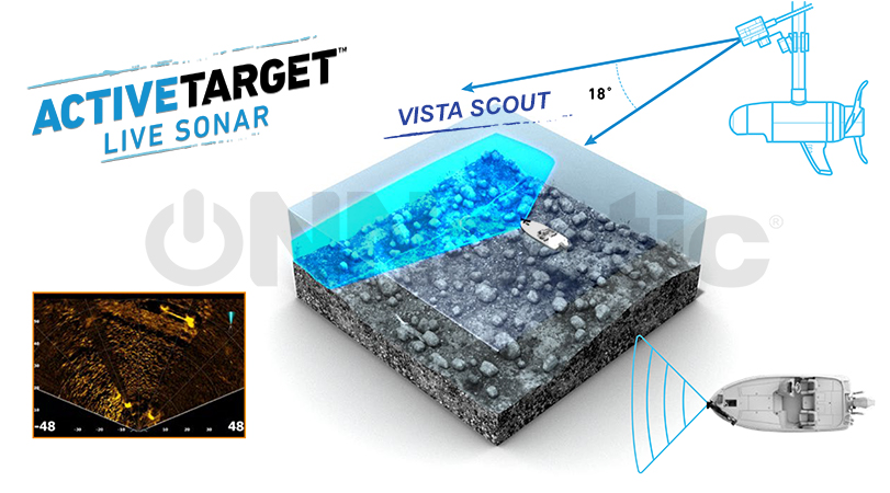 tipos de vista active target scout