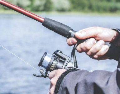 cuidados basicos carrete de pesca