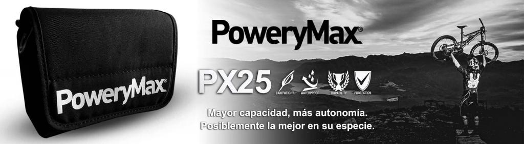 Banner batería PowerKit PX25