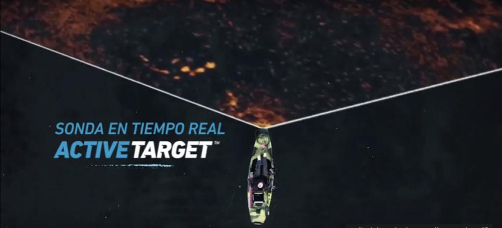 sonda en tiempo real active target