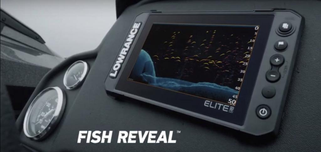 lowrance fish reveal