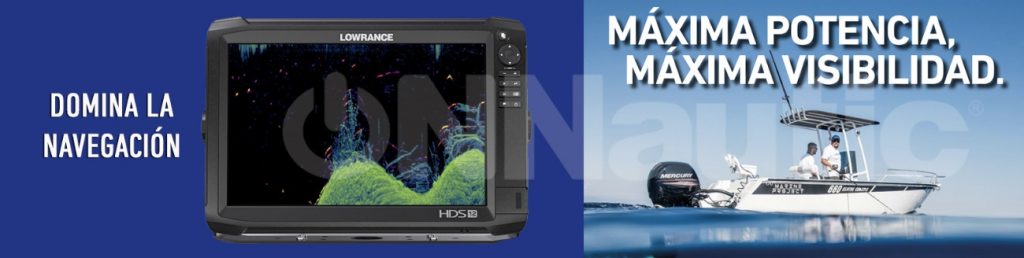 Banner Lowrance HDS 12 Carbon.