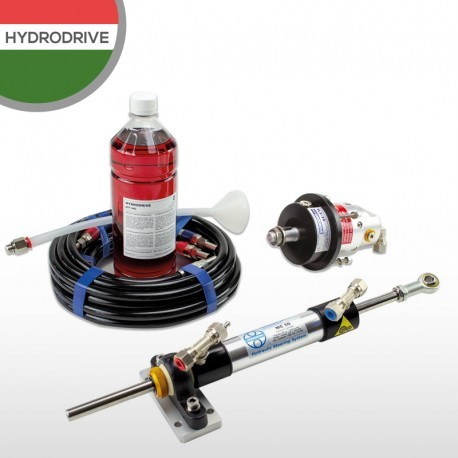 Imagen de producto de onnautic de la Dirección Hidráulica Intraborda Hydrodrive MU50TF-MRA hasta 10m